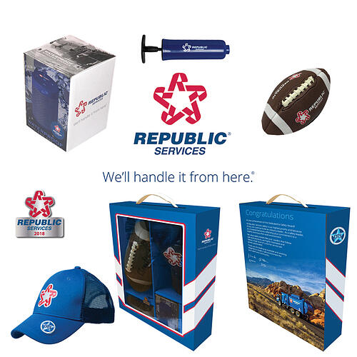 Republic Services Custom Packaging Case Study